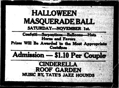I BET THIS WAS A SWINGIN' PARTY. AC 10/28/1924