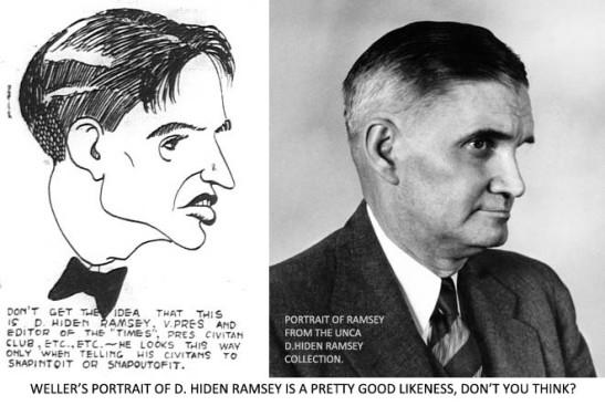 D Hiden Ramsey