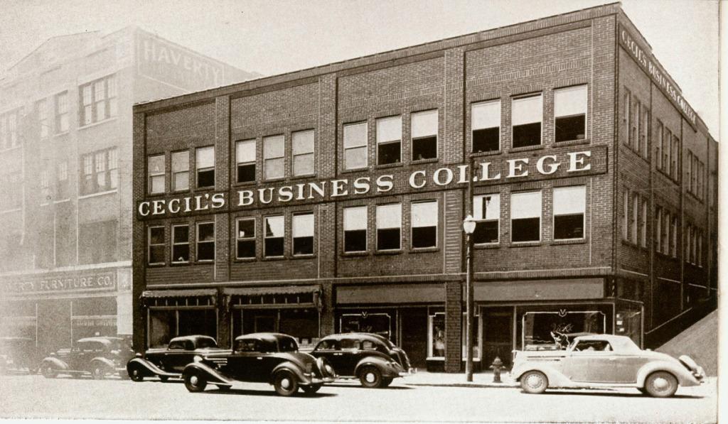 Cecil's Business College
