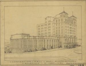 Douglas Ellington's AshevilleAuditorium