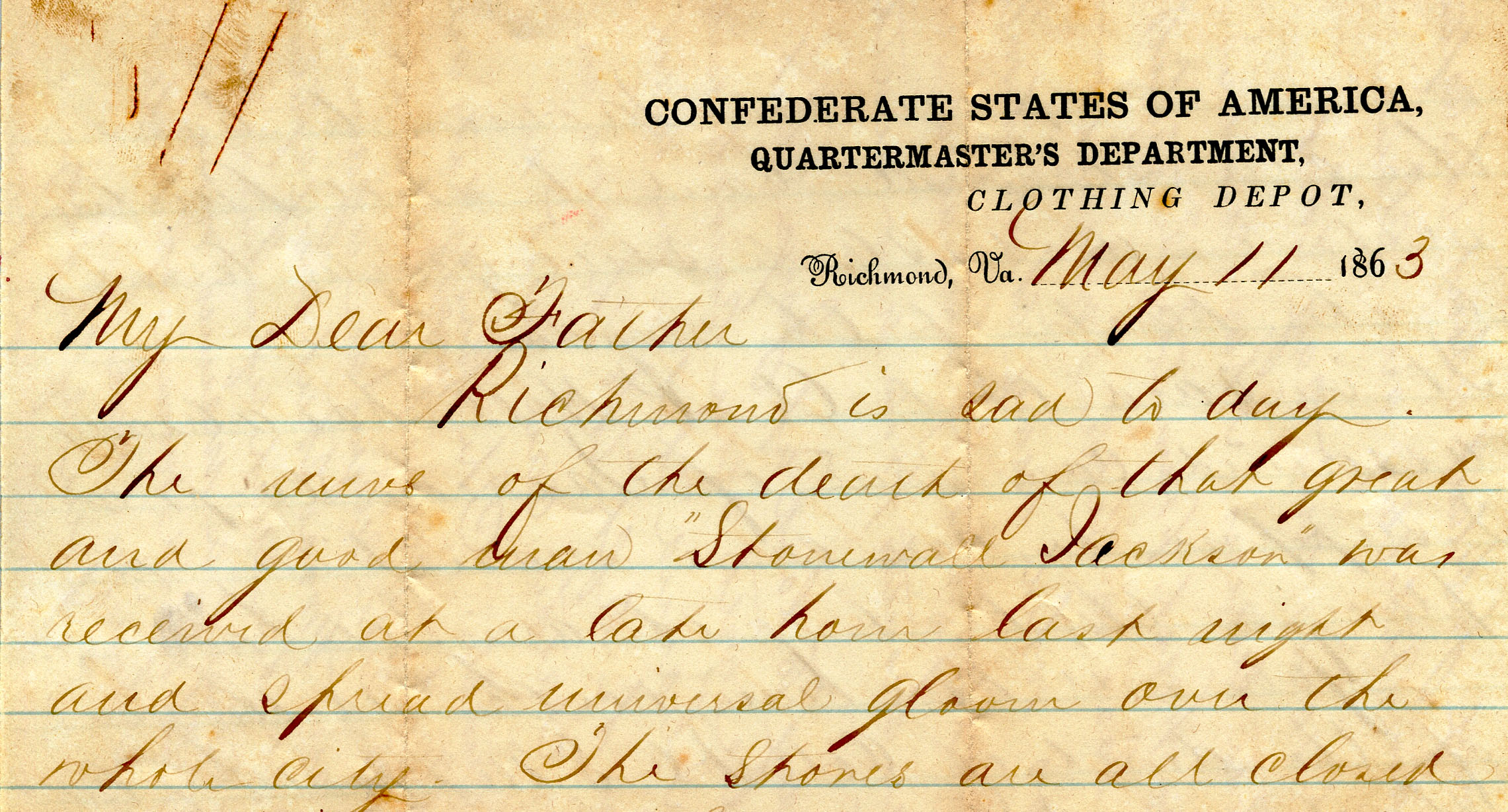 Civil War Letters from the Rankin Bearden Collection