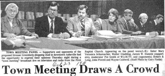 SDA.town meeting