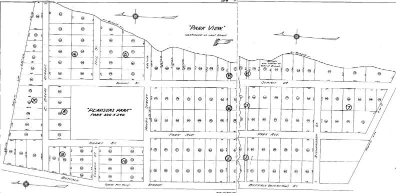 1912 plat map